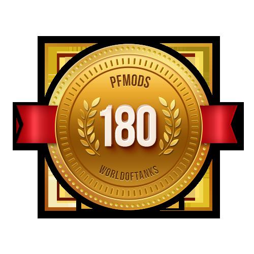 PFMods: 180 дней